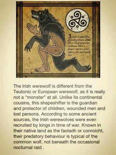 Werewolf. Werewolves
