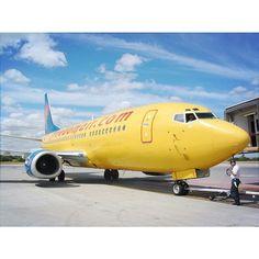 Freedom Air (New Zealand) B737-300, Brisbane Airport, @willqf - Will