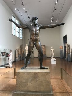 Museums in Greece Museums, Greece, Leather Pants, Vacation, Fashion, Greece Country, Vacations, Fashion Styles, Leather Joggers