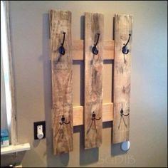 what to do with my pallets???