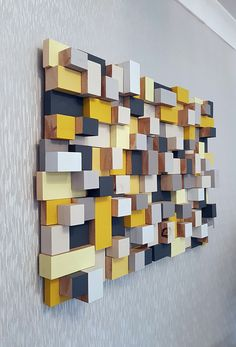 Wood wall art by Jamie Cooper,Wood wall art by Jamie Cooper How To Produce Wood Art ? Wood art is usually the job of surrounding about and inside, provided the outer lining of anyt. Wooden Wall Decor, Wooden Art, Wooden Walls, Wall Wood, Wood Sculpture, Wall Sculptures, Wood Projects, Woodworking Projects, Scrap Wood Art