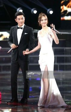 Tiffany Tang Luo Jin, Princess Weiyoung, Star Girl, Ulzzang Fashion, Chinese Actress, Sweet Couple, Asian Actors, Cute Couples, Actors & Actresses