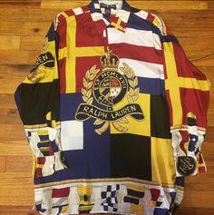 Infamous Polo Ralph Lauren Crest shirt