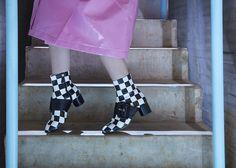 Sassy Minna Parikka boots for women. Occult, Ballet Skirt, Boots, Skirts, Women, Fashion, Shearling Boots, Moda, Tutu
