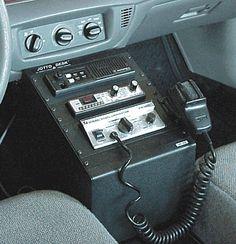 Vehicle radio console mounts - Jotto Desk