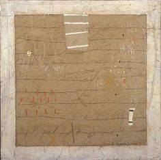 Investigate by Adele Sypesteyn   mixed media on canvas  36 x 36 inches