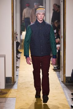 Andrea Incontri   FW 2014   Milano Moda Uomo