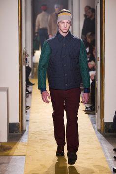 Andrea Incontri | FW 2014 | Milano Moda Uomo