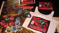 Dinosaur Stickers x 15 Party Supplies Favours T Rex Triceratops Raptor Birthday