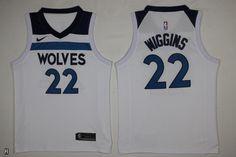 c3f09bda73e #sports jerseys #replica jerseys #nba jerseys NBA Minnesota Wolves Andrew  Wiggins #22 Jerseys