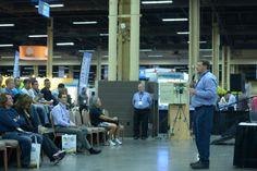 Exhibitors were able to reach larger audiences at APSP's Pavilion.