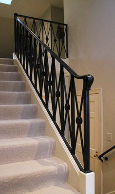 Stair Railing - Menzer McClure Architects
