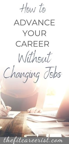 In business, it's important to keep growing professionally, even if you aren't planning on changing companies or jobs anytime soon. But it can be hard to know how if there aren't any obvious opportunities for advancement. Here are a few tips to keep working on your professional development without leaving your current job. #careertips #professionaldevelopment