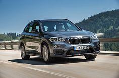 2016 BMW X1 Gets Swankier, Sportier Despite Front-Wheel Drive Setup