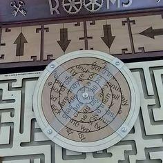 Scramble Spin - Hidden Message Escape Room Puzzle and Prop – Creative Escape Rooms