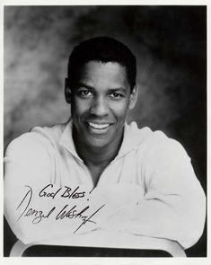 denzel washington | Actores y Actrices de Hoy y de Siempre: Denzel Washington