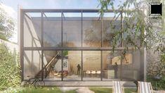 Projeto para loft super moderno utilizando pré moldados de concreto na cidade de Ubatuba, São Paulo. Confira este e outros projetos em nosso site!