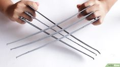 How to Make Wolverine Claws (with Pictures) - wikiHow