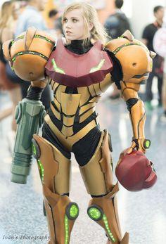 Samus (Metroid) | Anime Expo 2016 #FashionTrends