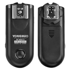 [$30.96] YONGNUO RF603C II FSK 2.4GHz Wireless Flash Trigger(Pack of 2pcs), with C1 Shutter Connecting Cable