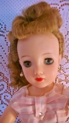 Miss Revlon Doll by Ideal 18 VT-18  Vintage by BeatlesandBloomers