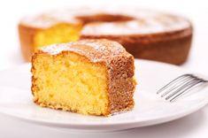 Αρωματικό κέικ πορτοκαλιού με μέλι