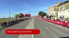 Timelapse: The Virgin Money London Marathon Course #london #londonmarathon