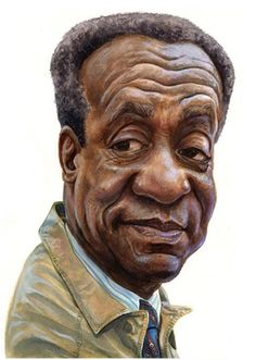 Cosby- It must be nice to have $. It will get you out of many jams.