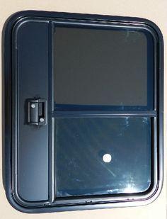 Teardrop Trailer Windows and Doors