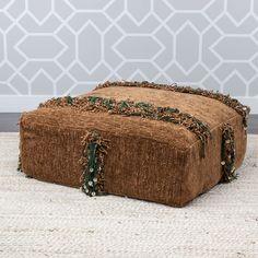 Moroccan Floor Pillows, Moroccan Pouf, Berber, Poufs, Refashion, Pouf Ottoman, Geometric Patterns, Dyes, Contemporary Style