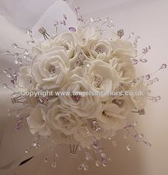 wedding bouquet pictures   Silk Wedding Bouquets - artificial silk flowers for your wedding day