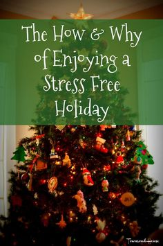 Townsend House: The How and Why of Enjoying a Stress Free Holiday