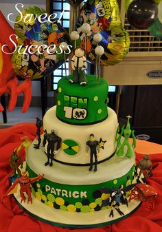 Ben 10 - Aidan Dream Cake