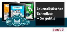 Tipps zum Journalistischem Schreiben #Schreibtipps http://blog.epubli.de/erstellen/journalistisches-schreiben-so-gehts/