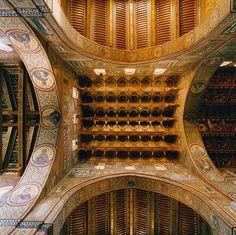 DAVID STEPHENSON: Crossing, Monreale Cathedral, Monreale, Italy,2008