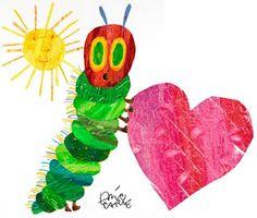 Eric Carle Blog: Happy Valentine's Day
