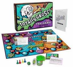 Totally Gross The Game University Games