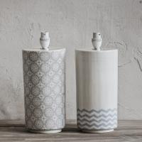 Drum Cylinder base- Pret a pot Pots, Contemporary Ceramics, Ceramic Planters, Lamp Bases, Container, Pottery, Drum, Handmade, Lighting