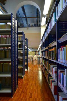 Biblioteca Provinciale Emilio Lussu: Sezione Generale