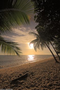 The beach (EXPLORE) by AYMAN-ALKANDERI, via Flickr