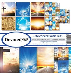 Reminisce DF201 Devoted Faith Scrapbook Collection Kit ** You can get more details by clicking on the image.Note:It is affiliate link to Amazon. #ilikeit