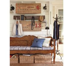 How To Get Started With Entryway Organization And Storage