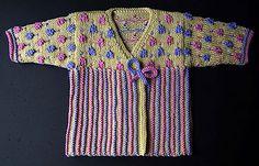 Ravelry: Sublime Baby Cardigan pattern by Irina Poludnenko