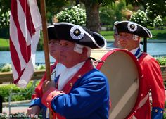 Epcot - Fife and Drum Corp