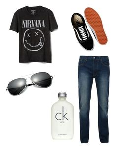 """Untitled #3"" by paume24 on Polyvore featuring Gap, Bellfield, Vans, Calvin Klein, men's fashion and menswear"