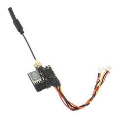 Eachine VTX03 Super Mini 5.8G 72CH 0/25mW/50mw/200mW Switchable FPV Transmitter Sale - Banggood Mobile