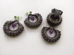 Pracownia biżuterii artystycznej Emi: Fiolet