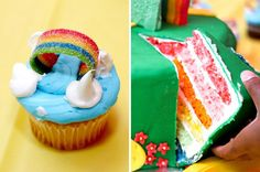 Oz cakes — perfect to celebrate Oz The Great and Powerful release!