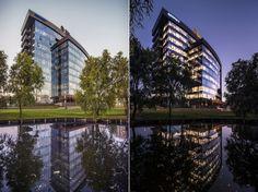 arhitectura in Romania. Business Centre, Mall, Hotels, The Unit, Interior Design, Architecture, City, Building, Google