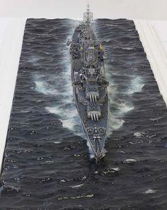 USS Indianapolis - Chris Flodberg